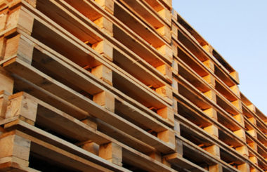 Main types of pallets